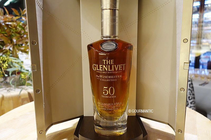 The Glenlivet Winchester Collection Vintage 1964