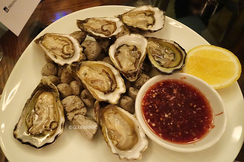 Clyde River Rock Oysters, South Coast NSW