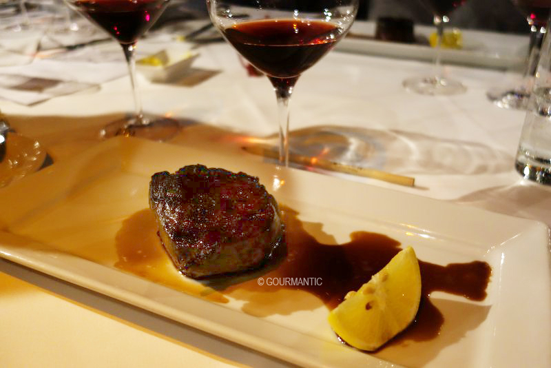 Marchand and Burch Wines Dinner
