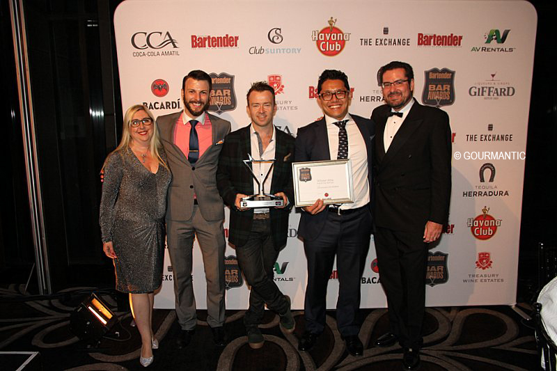 Australian Bar Awards 2014 Winners