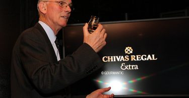 Chivas Regal Extra with Colin Scott