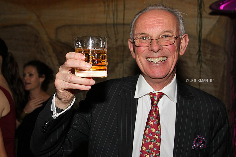 Colin Scott, Chivas Master Blender