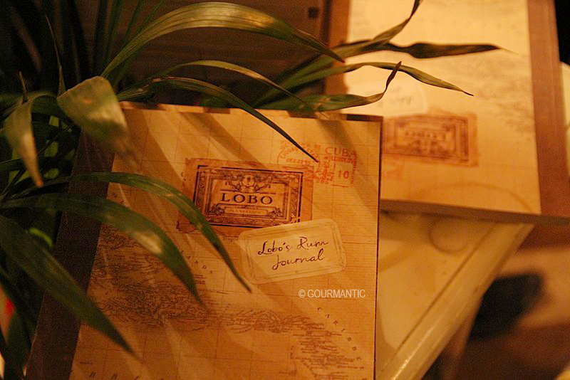 Lobo Plantation Rum Journal