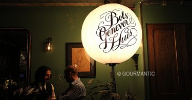 Bols Genever Launch at The Barber Shop