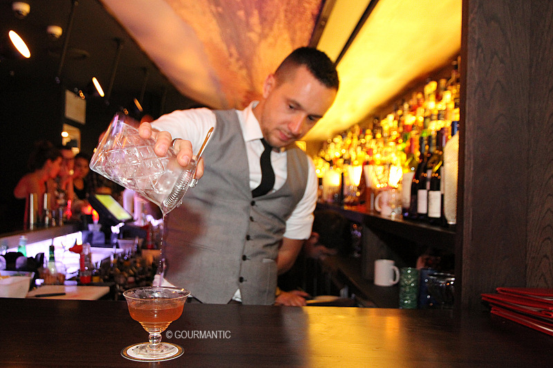 Clement Martin, Assistant Bar Manager  Bar Manager