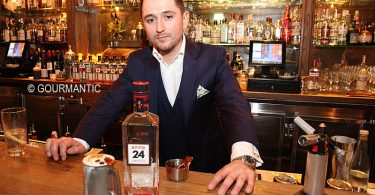 Beefeater MIXLDN Global Bartender 2014 Australia Final