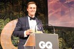 GQ Man of Chivalry Award – Hugh Evans