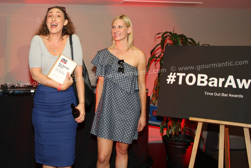 Time Out Sydney Bar Awards 2015