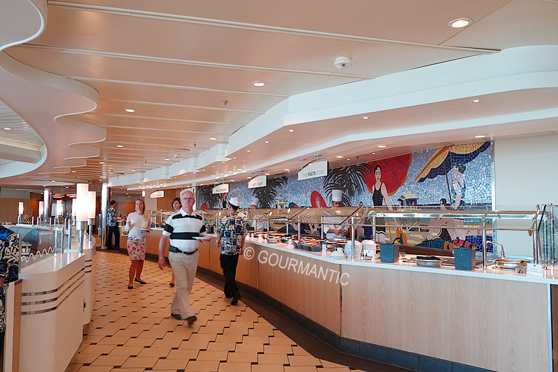 Voyager Of The Seas Restaurant Amp Bar Guide