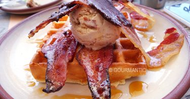 Bacon festival at Cuckoo Callay