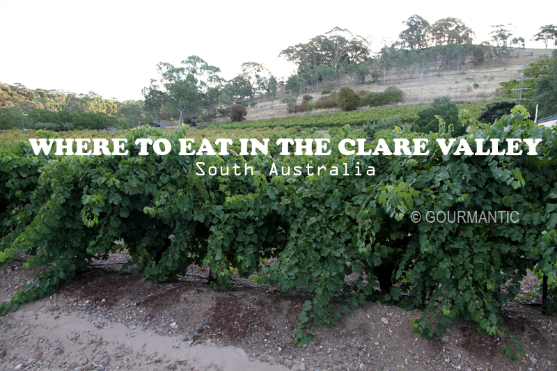 Where to Eat in the Clare Valley