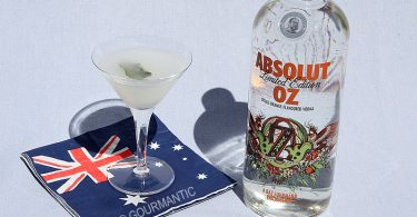Australia Day Cocktails with ABSOLUT OZ