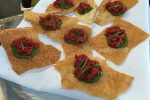 Tartare on Pane Casareccio