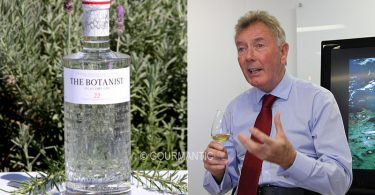 The Botanist Gin with Jim McEwan