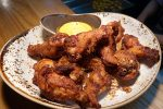 Fried Chicken Wings with Mayo