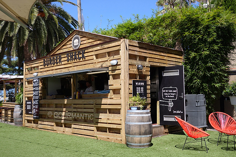 Coogee Bay Hotel Burger Shack