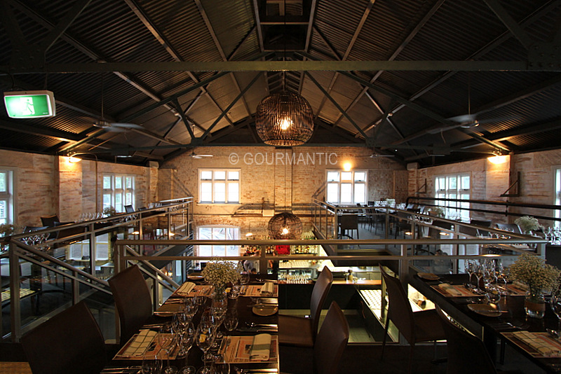 Boilerhouse Restaurant