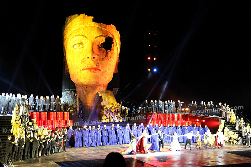 Aida, Opera on Sydney Harbour