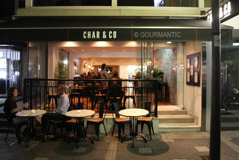 Char & Co, Double Bay