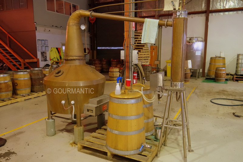 New World Whisky Distillery