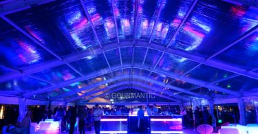 Vivid Lounge at Sky Terrace