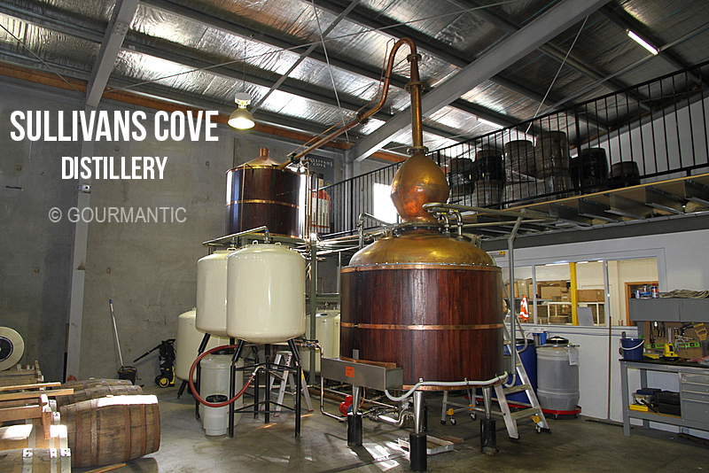 Sullivans Cove Distillery Tour