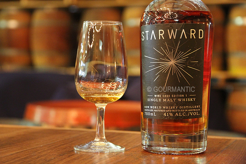 Starward Whisky Wine Cask Edition