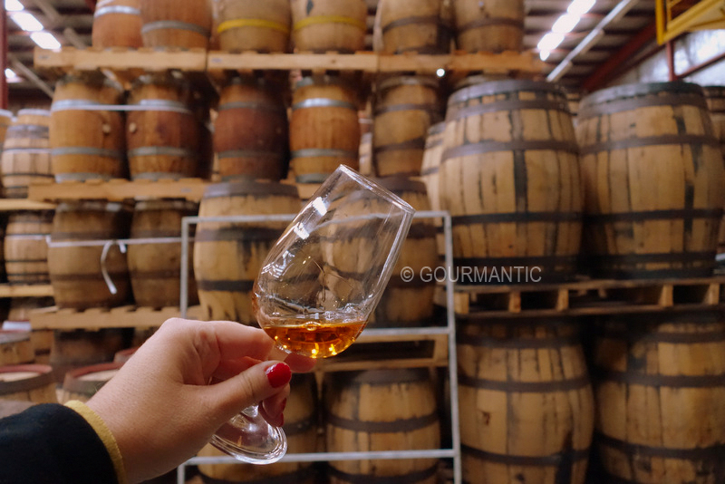 New World Whisky Distillery Tour