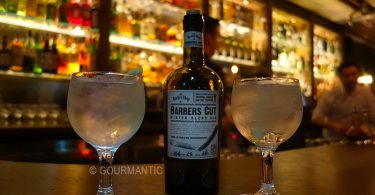 Barber's Cut Winter Blend Gin