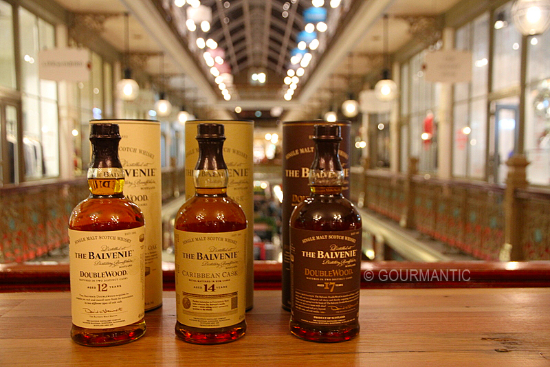 The Balvenie Pop Up Bar at the Strand Arcade