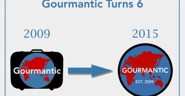 Gourmantic Turns 6