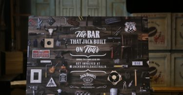 The Bar That Jack Built On Tour