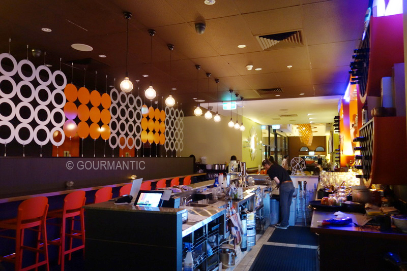 ONE Tea Lounge & Grill, Sydney