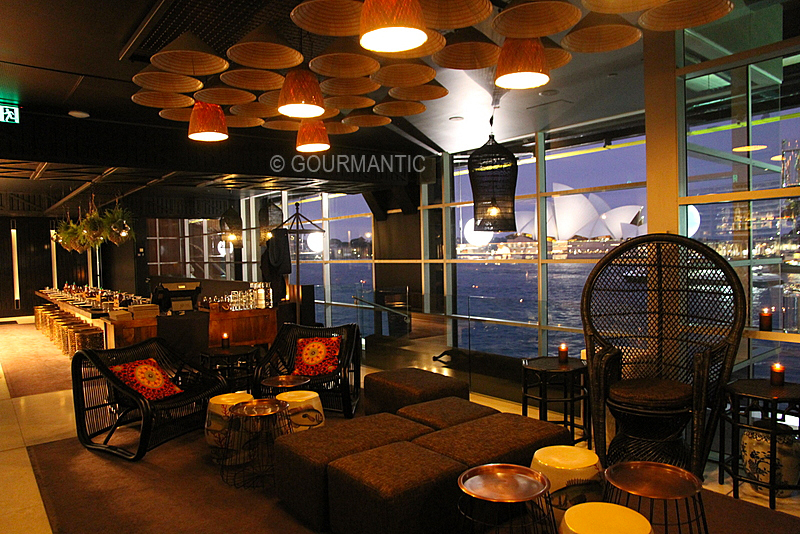 Junk Lounge, Cruise Bar Sydney