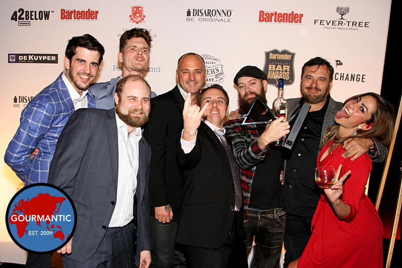 Australian Bar Awards 2015 Winners