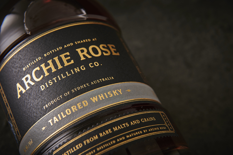 Archie Rose Tailored Spirits Gourmantic