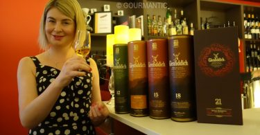 Glenfiddich Whisky Dinner @ ONE6EIGHT