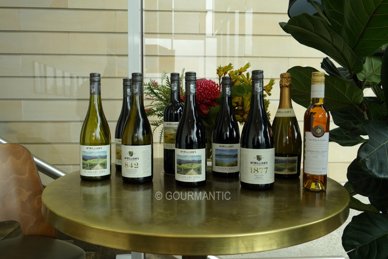 McWilliams Wines NSW Wine Lunch