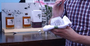 Ice Sculptures by the Sea with Suntory Whisky