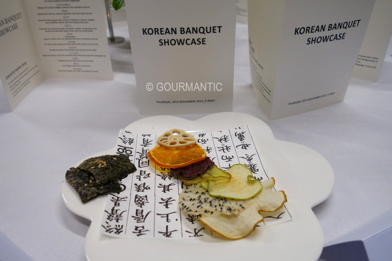 Korean Banquet Showcase