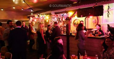 La Cantina @ Los Vida Crows Nest