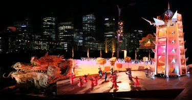 Turandot, Handa Opera on Sydney Harbour