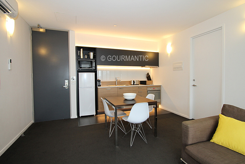 Vue Apartments, Geelong - Gourmantic