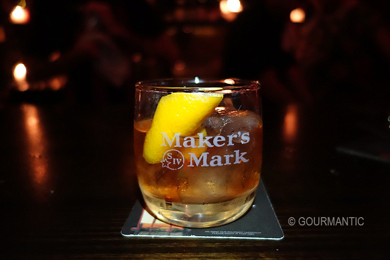 Old Fashioned Drink Maker S Mark