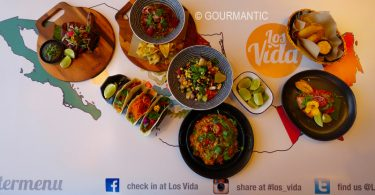 Los Vida New Winter Menu
