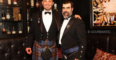 Keepers of the Quaich: Ben Davidson & Sven Almenning