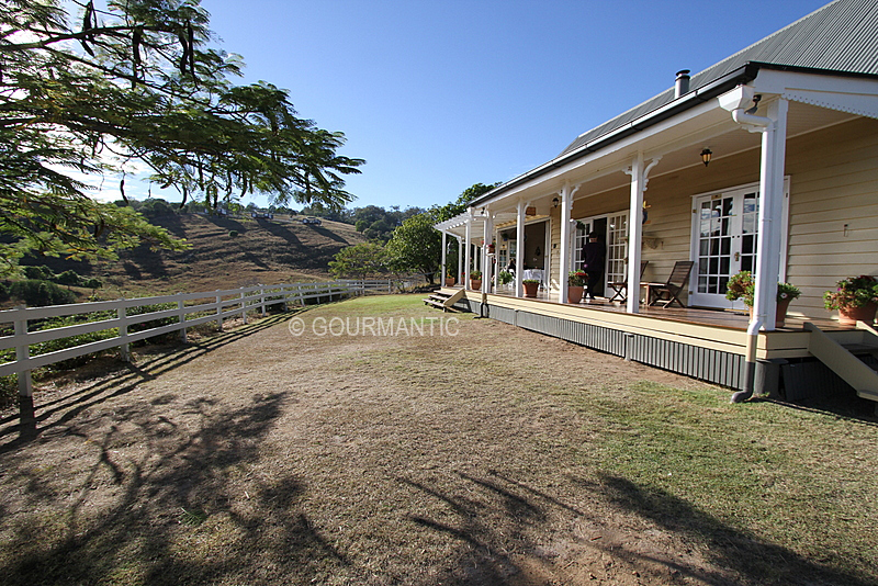 Branell Homestead, Laidley
