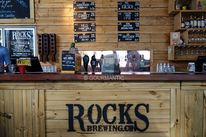 The Rocks Brewing Co Alexandria