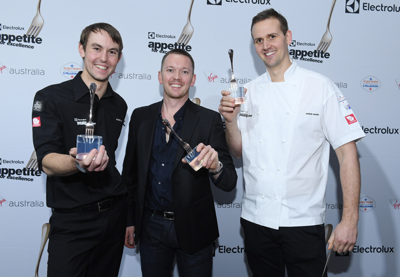 Electrolux Appetite for Excellence Awards 2016