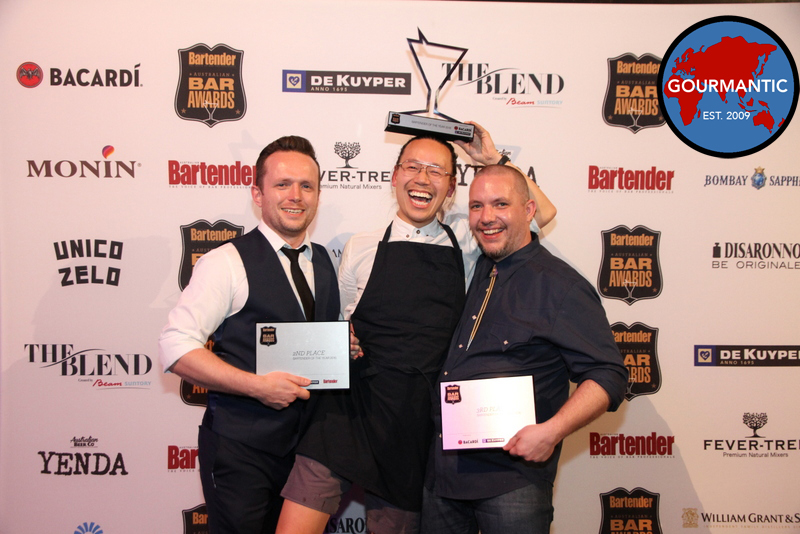 Bar Week Wrap Up & Bar Awards 2016